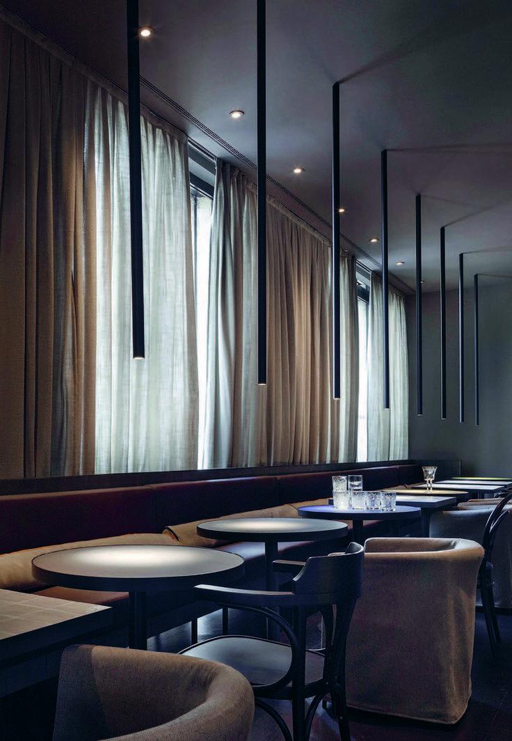Best restaurants in Milan – Filippo La Mantia designed by Piero Lissoni | Milan Design Agenda