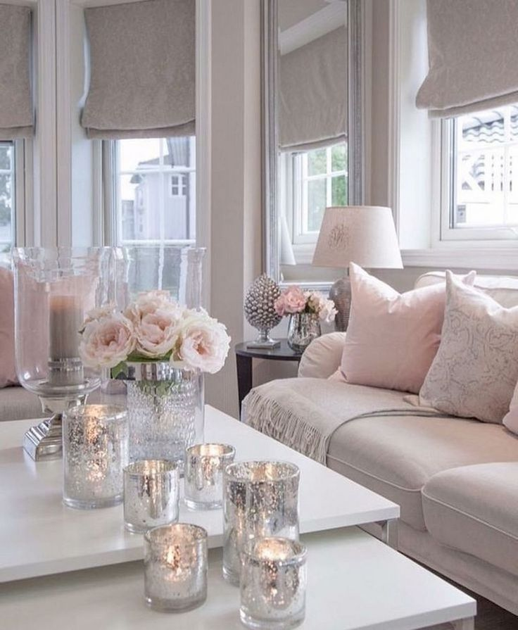 90+ Awesome Modern Farmhouse Curtains for Living Room Decorating Ideas