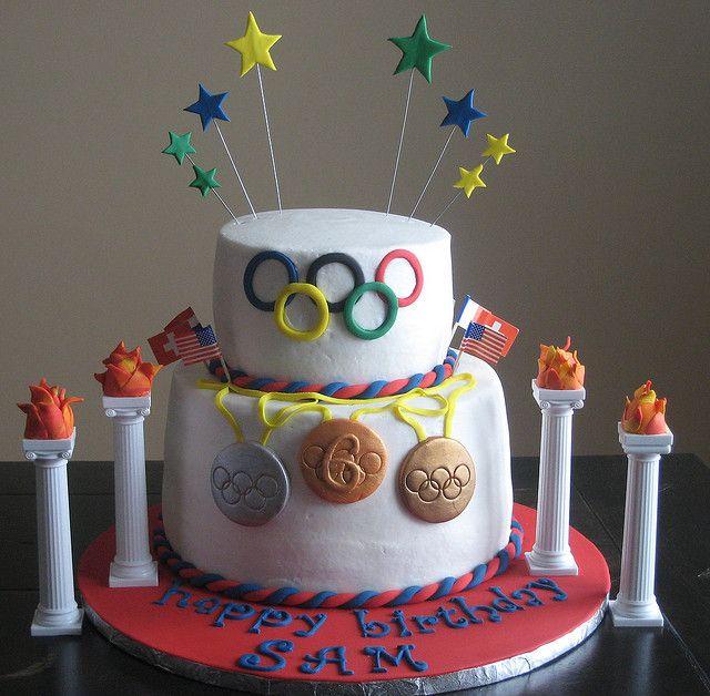 Olympics Party Ideas - Design Dazzle