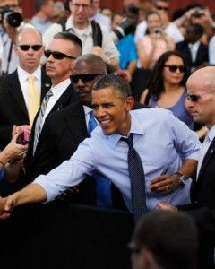 A Secret Service agent jeopardized President Obama's security by leaking where the president was going to be ahead of time to the Romney campaign during the 2012 election.