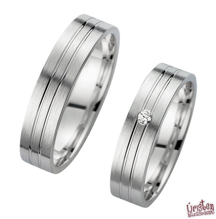 HR73 Karikagyűrű http://uristenhazasodunk.hu/karikagyuruk/?nggpage=2&pid=2998 Karikagyűrű, Eljegyzési gyűrű, Jegygyűrű… semmi más! :)