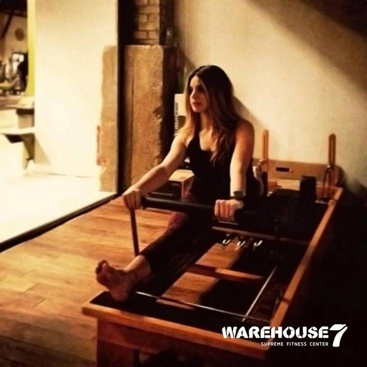 Pilates Reformer! Ανακαλύψτε την μοναδική μέθοδο του Joseph Pilates αποτελούμενη από ασκήσεις με κύριο άξονα το κέντρο του σώματος (κοιλιακούς μύες)! #warehouse7 #wh7