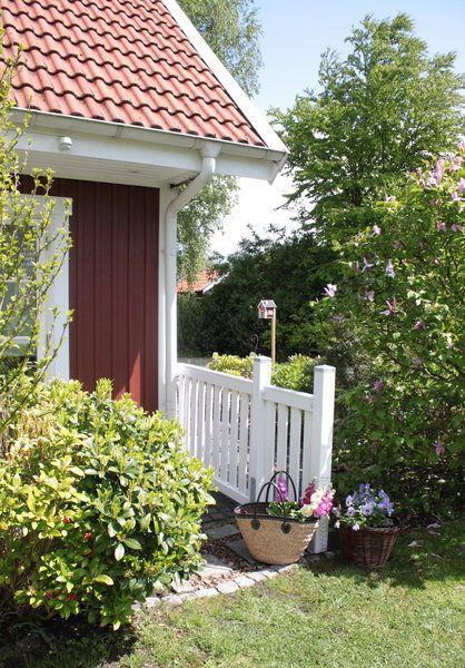 Beim Anblick von Nataschas Wohnungsbildern könnte man meinen, wir seien heute zu Besuch in Schweden.