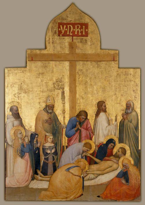 Giottino, Pietà di San Remigio, 1357-59