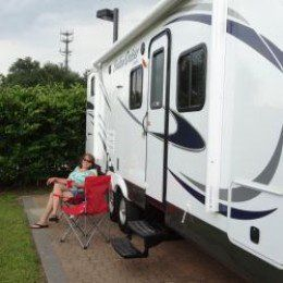 When I bought my RV, I had NO idea what I was getting into. RVing can be an expensive 'sport! Here's some of my favorite accessories.
