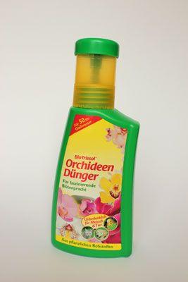 Orchideendünger aus dem Fachhandel