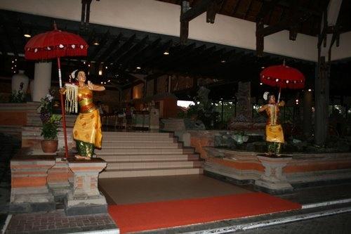 Bali, Nusa Dua, Hotel Inna Putri Bali