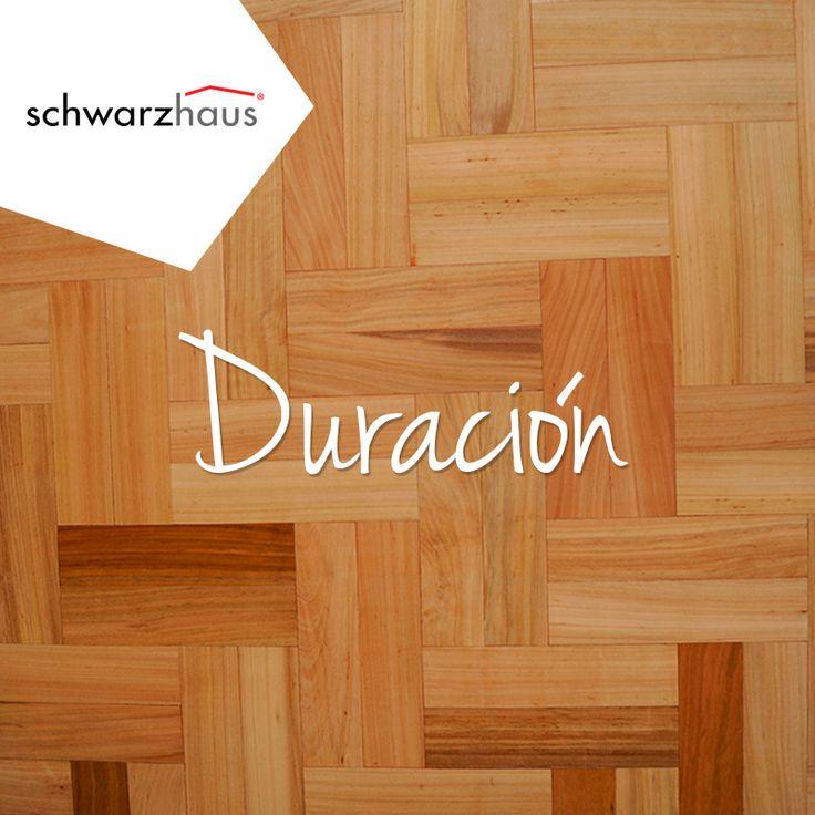 Un piso de madera, por su calidad, brinda mayor duración para tu casa, departamento u oficina.