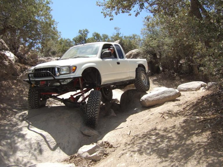 2004 Supercharged Toyota Tacoma TRD X-Cab (All Pro's TACO SUPREME ) - CustomTacos.com Forum