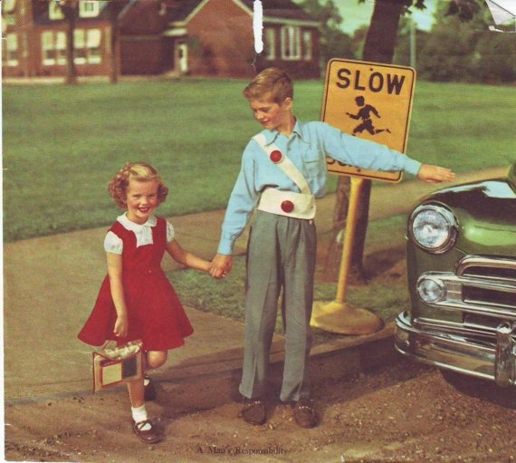 Image result for child crossing guard