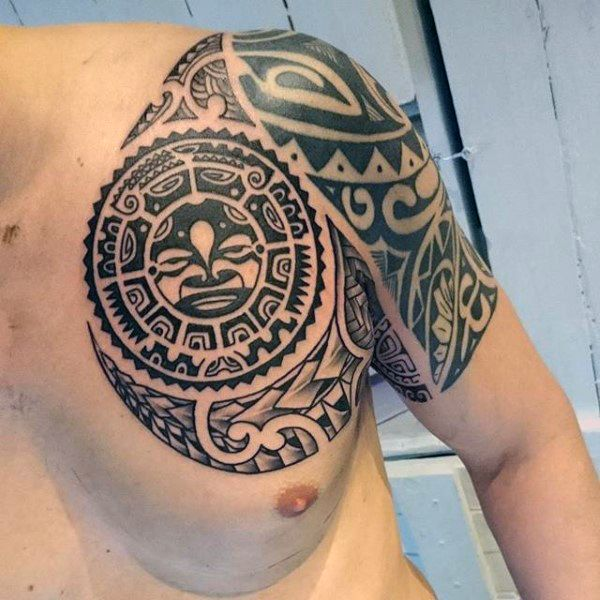 25 Best Anxiety Tattoo Ideas On Pinterest: 25+ Best Ideas About Mens Shoulder Tattoo On Pinterest