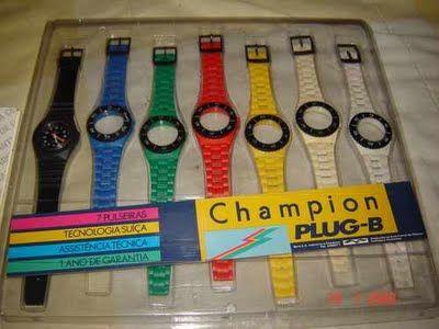 Melissas & Afins: Nostalgia dos Anos 80- Eu amava esse meu relógio !!