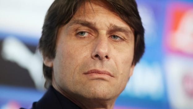 Antonio Conte: Chelsea appoint Italy boss as head coach - BBC Sport