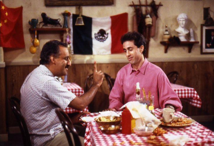 Mort\/Bazooka Joe Seinfeld - s03e07  - dr bashir i presume