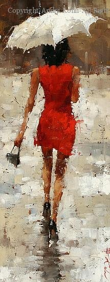 Stilettos 3 by Andre Kohn