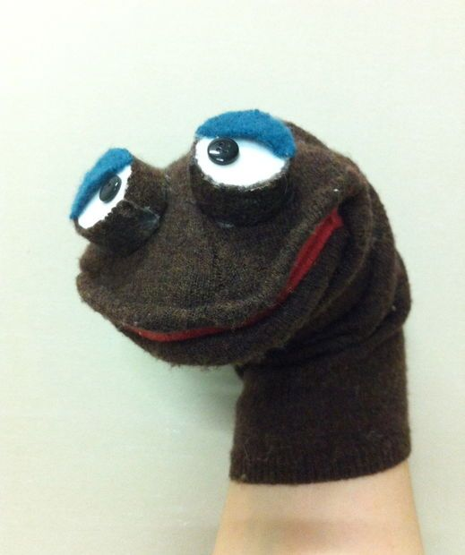The 104 best Puppet Patterns - Sew a Puppet images on Pinterest ...