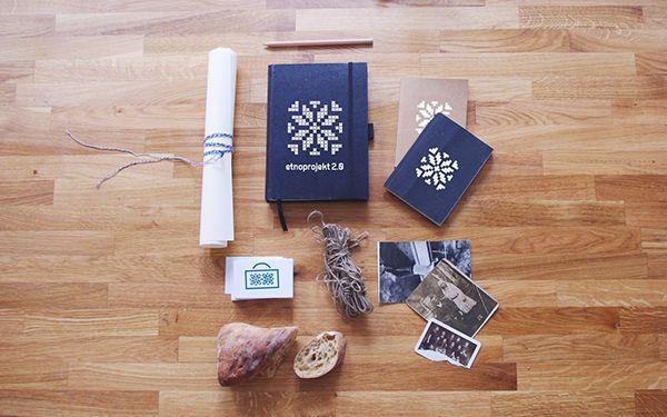 Identity of ethnic workshops made by Paprotnik Studio. #etnoprojekt #ethnic #logo #design #identity #branding #vintage #countryside #natural #etno #logodesign #sign #pictograms