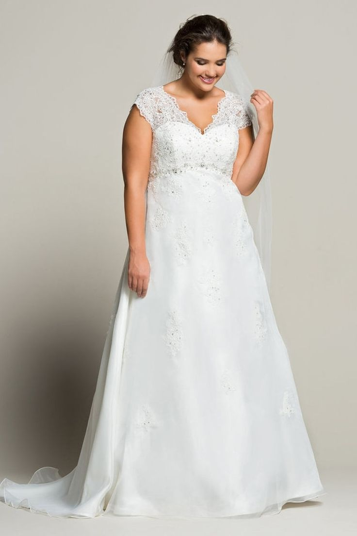 208 best robes de marie images on pinterest marriage lace and linzi jay organza satin beaded bridal gown in cream ombrellifo Images