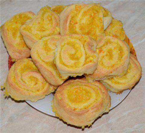 Апельсиновые Печенья — рецепт, который покорит любое сердце!