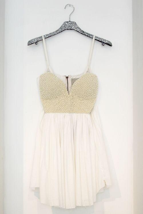 New Years Dresses, Summer Dresses, Bachelorette Parties, Style, Parties Dresses, Receptions Dresses, One Teaspoon, Denim Jackets, Little White Dresses