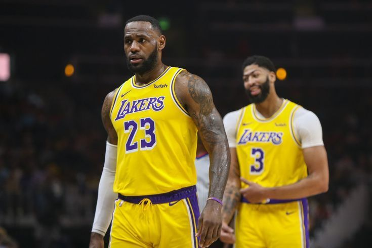 Los Angeles Lakers 2020 College Basketball In 2020