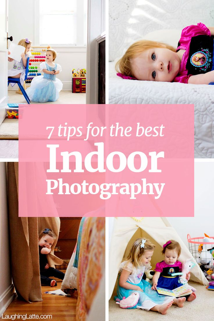 Indoor photography tips to reduce noise, eliminate grain and capture stunning photos indoors! Great indoor child photography tips for any mom!