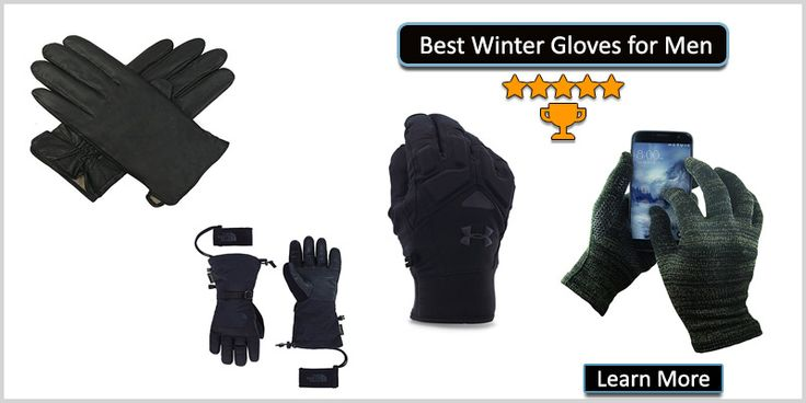 Best Winter Gloves for Men 🏆 Number 5 is the Best #winter #menswear #winterfashion #clothing