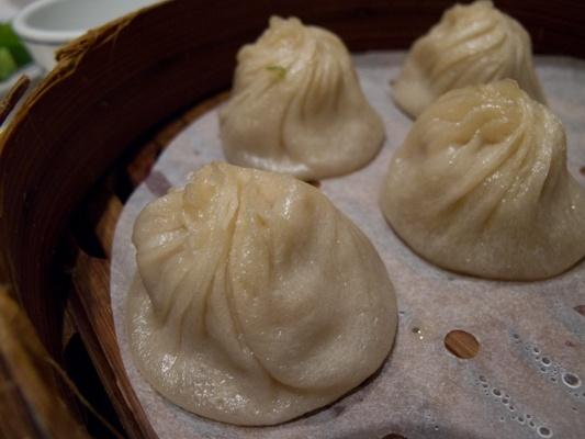 Dimsum - Yank Sing's famous Shanghai Dumplings