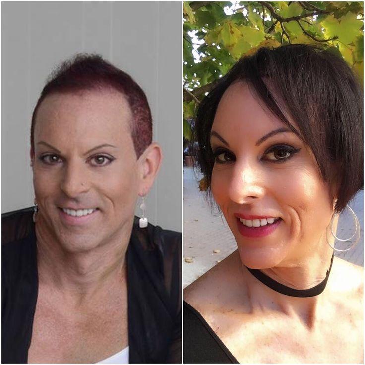 transgender transformation pics
