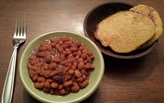 Baked Beans and Johnnycake | Journal of the American Revolution