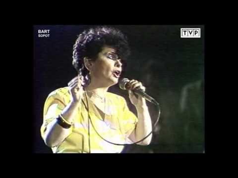 Old Rock Meeting '86 Katarzyna Sobczyk - YouTube