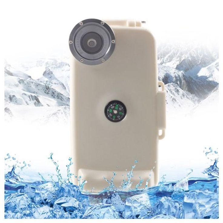 Super-Tough vandtæt etui til iPhone 6