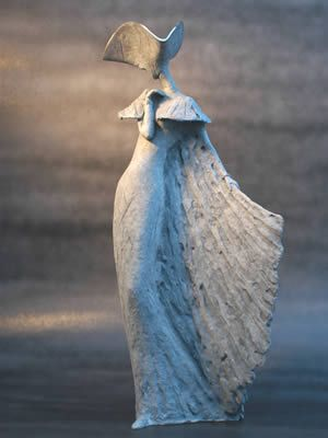 Tomorrow shall be my Dancing Day - Philip Jackson  Height : 500 mm
