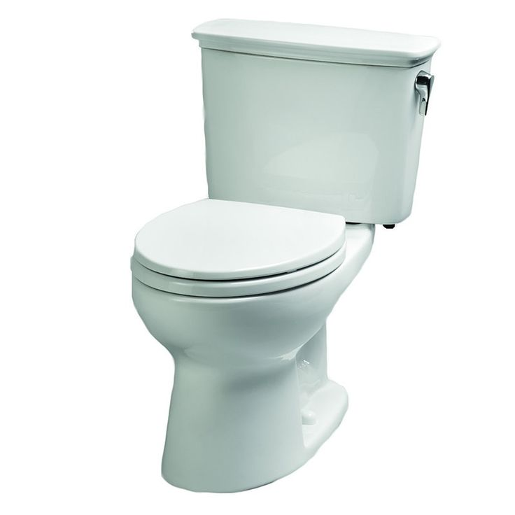 Toto CST743ERN-01 Cotton Transitional Toilet