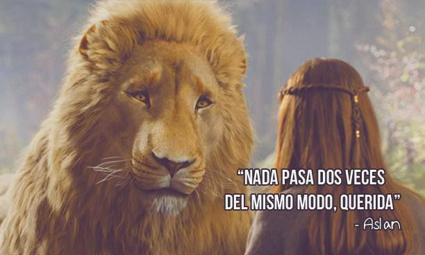 Aslan - Las Crónicas de Narnia
