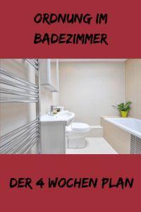 die besten 20+ badezimmer checkliste ideen auf pinterest, Badezimmer