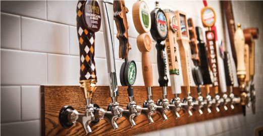 Hops and Vines, A Restaurant, Beer Garden and Wine Bar in Williamstown, Massachusetts