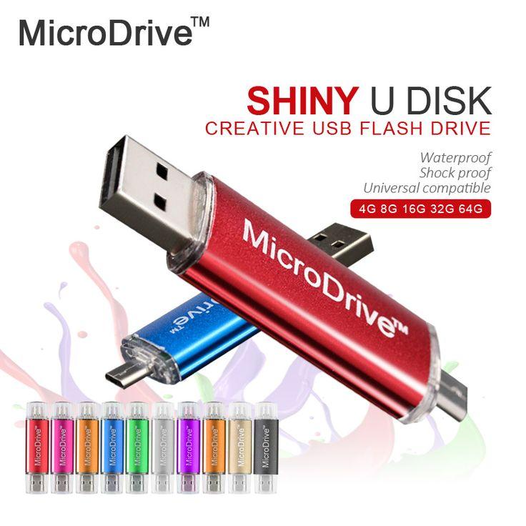 Pas cher Micro Lecteur USB 2.0 Flash Drive Coloré OTG 4 GB 8 GB 16 GB 32 GB 64 GB pen drive pour Téléphone/Tablette/PC mémoire bâton, Acheter  USB Lecteurs Flash de qualité directement des fournisseurs de Chine:Caractéristiques du produit:nom du produit:Micro Lecteur USB 2.0 Flash Drive Coloré OTG 4 GB 8 GB 16 GB 32 GB 64 GB pe