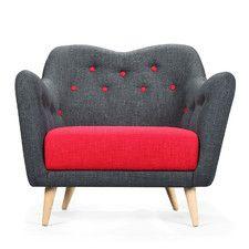 Sweetheart Arm Chair