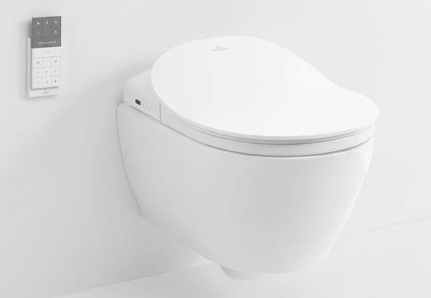 WC japonais : le modèle Villeroy