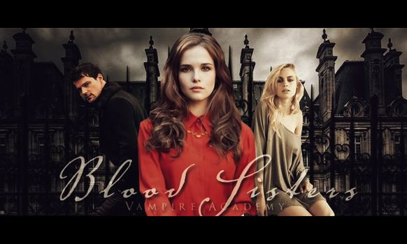 (US ONLY!) 'Vampire Academy: Blood Sisters' set visit sweepstakes launched by studio http://vampireacademybloodsisters.com/