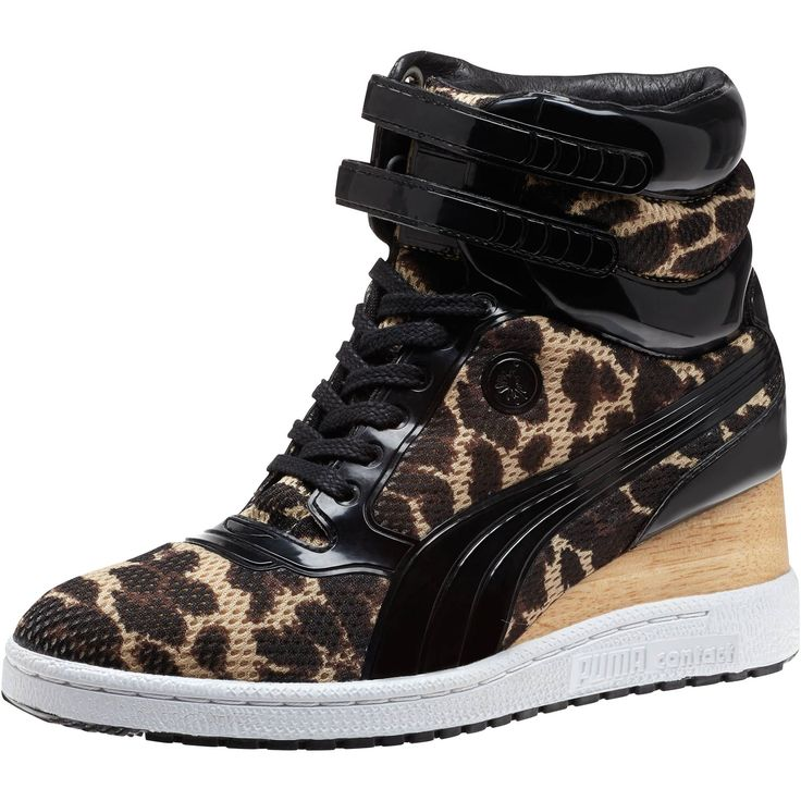 PUMA Mihara MY-77 Leopard Women's Wedges | - from the official Puma® Online Store