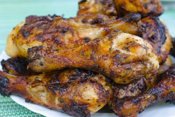 Honey glazed chicken via MyFamily.kiwi