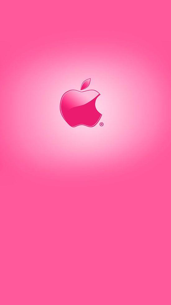 pink apple wallpaper - Bing images
