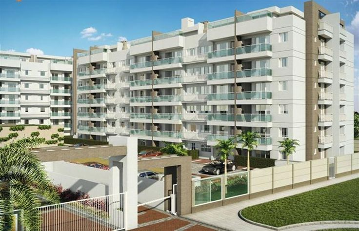 Recreio just got a little better! On Estrada Vereador Alceu de Carvalho Mares de Goa Residence offers 1, 2 and 3 Bedroom apartments and penthouses. Divided into 3 blocks there are 1 Bedroom Garden apartments from 22 to 99m², 2 Bedroom Garden apartments from 77 to 172m², 1 Bed apartments from 54 to 61m², 2 Beds from 65 to 77m², and 2 & 3 Bedroom Penthouses from 76 to 163m². Close to the beach, Recreio Shopping, banks, hospitals and commercial. Purchase today! info@riomaravilha.net