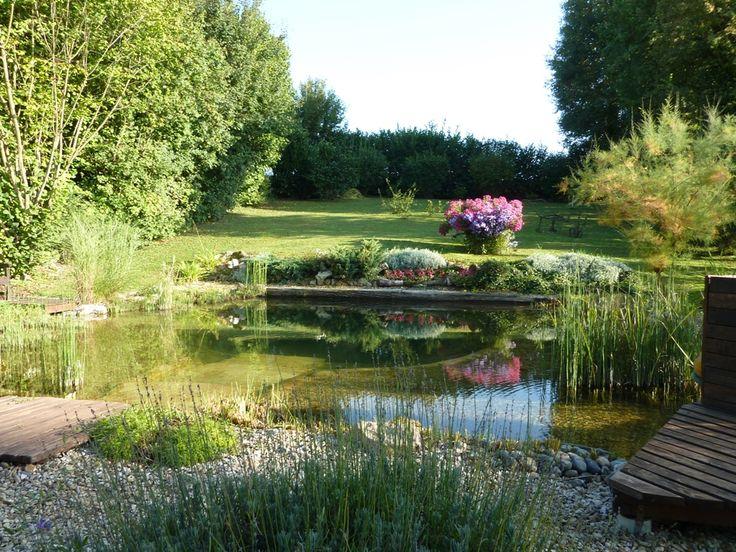 Les 749 meilleures images du tableau piscines naturelles for Construire une piscine naturelle