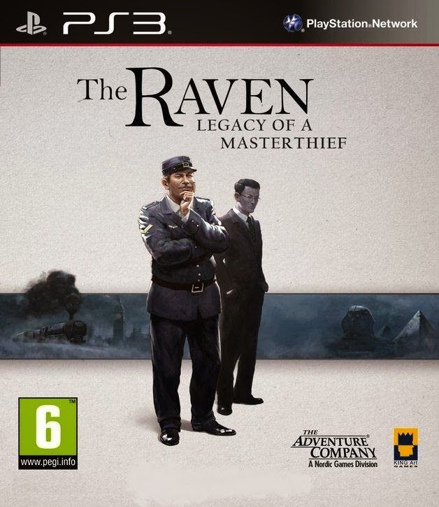 THE RAVEN: LEGACY OF A MASTER THIEF PS3 GAME DOWNLOAD - DREAMTECHLAND