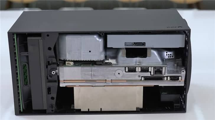 Microsoft Xbox Series X teardown: images and video - Gizchina.com   Xbox,  New game consoles, Xbox controller