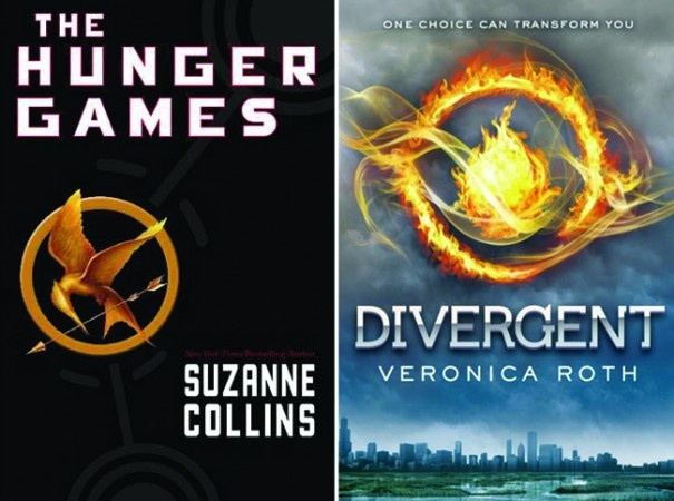 Books to read if you're hungry for more Hunger Games-like YA fiction!