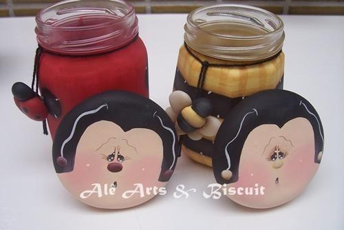 Biscuit Di Panu: Um pouco mais de biscuit country....